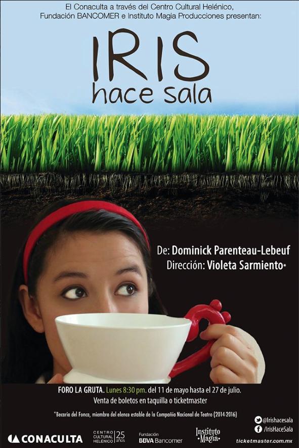 Iris Hace Sala